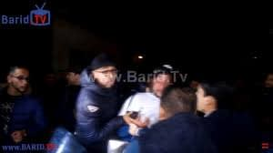 "Photo of لحظة اعتقال سائق ""ثريبورتور"" كان في حالة فرار بعين الذياب"