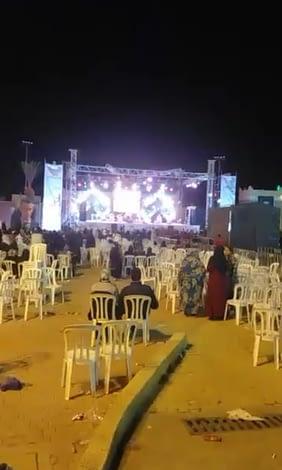 Photo of الجمهور التافراوتي يقاطع مهرجان اللوز في دورته التاسعة