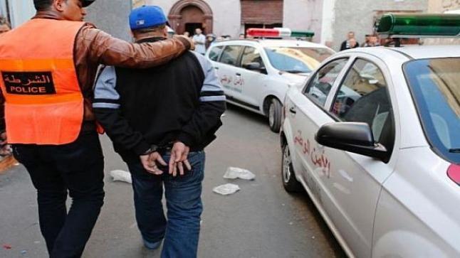 "Photo of اعتقال ستيني بتهمة النصب المقرون بالابتزاز عبر تدابير ""كورونا"""