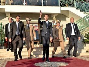 Photo of الأمير مولاي الحسن يترأس حفل تسليم الجائزة الكبرى للقفز على الحواجز