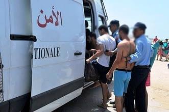 Photo of توقيف 7 أشخاص للاشتباه في تورطهم في أعمال الشغب عقب مباراة واد زم والرجاء البيضاوي