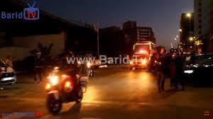 Photo of فيديو.. موكب أمني مشدد يرافق حافلة الوداد إلى مركب محمد الخامس