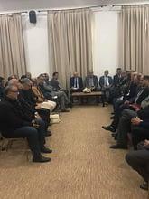 Photo of كواليس المجلس الإداري للتعاضدية العامة لموظفي الإدارات العمومية بمراكش