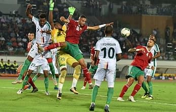 """Photo of تعادل المغرب مع جزر القمر يضعه في صدارة المجموعة """"ب"""""""