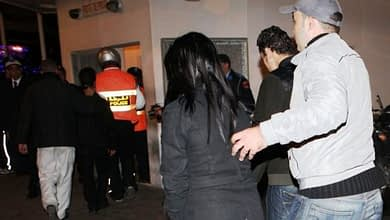 Photo of توقيف 3 أشخاص بحوزتهم 3447 قرصا مهلوسا في سلا