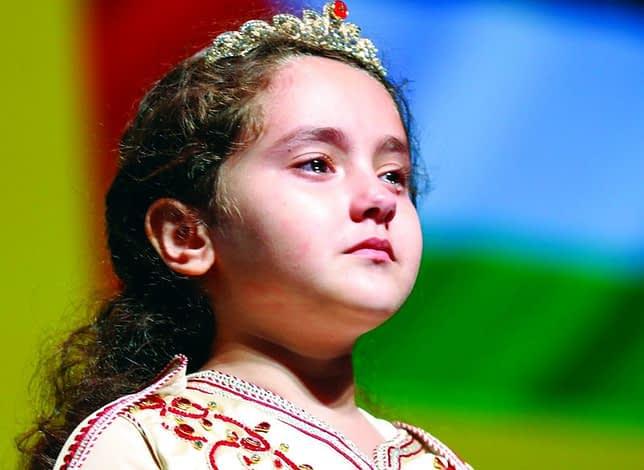 Photo of الطفلة مريم أمجون: أستطيع قراءة كتاب في ساعة واحدة فقط !