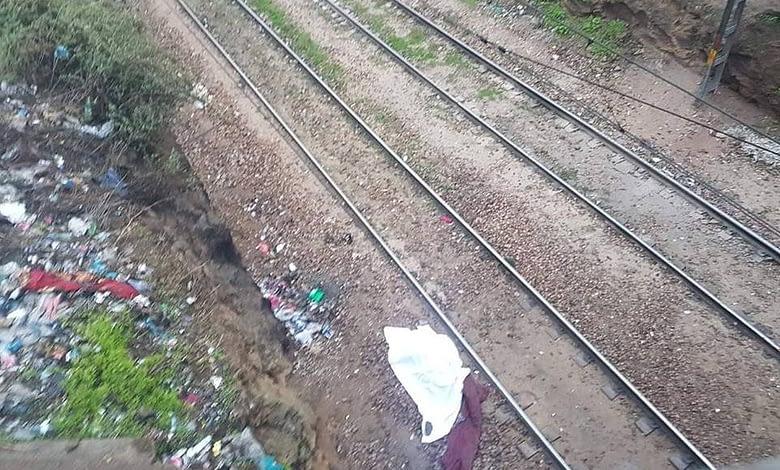 Photo of العثور على عشرينية مذبوحة ملقاة على السكة الحديدية بالدار البيضاء