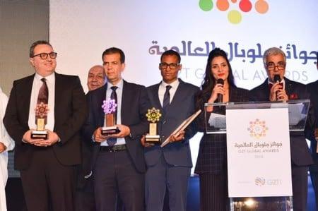 """Photo of مصطفى أمدجار يفوز بجائزة التميز المهني العربي من لدن """"غلوبال العالمية"""""""