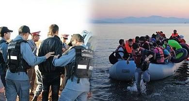 Photo of توقيف 9 أشخاص يُشتبه في ارتباطهم بشبكة للهجرة غير المشروعة