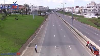 Photo of أشغال ترميم القنطرة المنهارة تشل حركة السير بالدار البيضاء