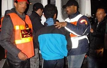 Photo of القبض على قاصرين مشتبه بهما في قضية تتعلق بالضرب والجرح المفضي للموت بفاس
