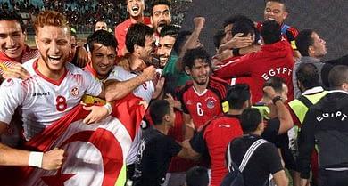 Photo of نسور قرطاج ومنتخب الفراعنة أول المنتخبات العربية المتأهلة لكأس أمم إفريقيا 2019