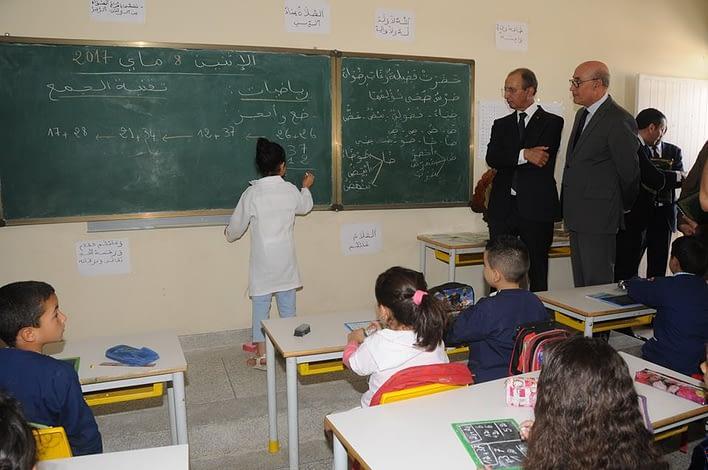 Photo of تلميذ يرفض الرجوع إلى المدرسة بسبب صفعة من معلمته بطنجة وحصاد يدخل على الخط