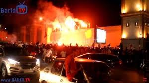 "Photo of فيديو رائع.. أغنية ""أميغو"" واحتفالات هستيرية لعشاق القلعة الحمراء باللقب المستحق"