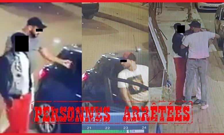 Photo of توقيف بطلا فيديو انتحال صفة الشرطة للسرقة بالحي الحسني